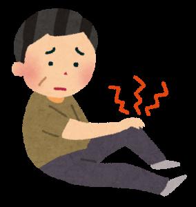 尼崎 パーソナルケア 鍼灸 整体 膝の痛み