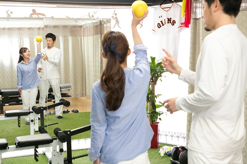 尼崎市パーソナルケア鍼灸整体院のインナーマッスルトレーニング