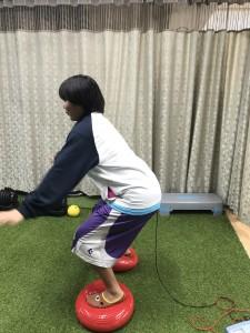 肉離後のトレーニング
