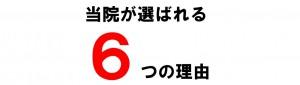 6つの理由